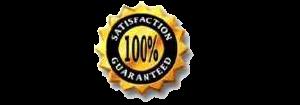 Martinez Landscaping 100% Satisfaction Guaranteed logo